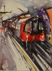 David Heywood Central Line