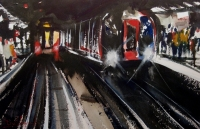David Heywood London Underground