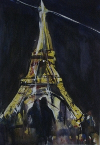David Heywood Eiffel Tower