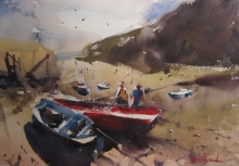 David Heywood 'Clovelly'