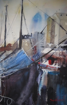 David Heywood Maldon Docks