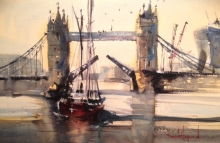 David Heywood Tower bridge
